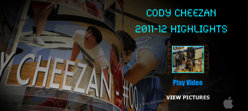 Cody Cheezan Louisville Leopards Highlight DVD Video