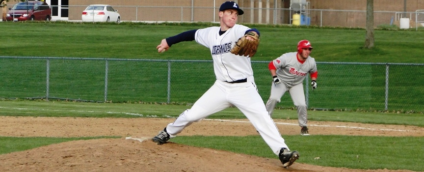 Mike Kelly Louisville Leopards Baseball Pitcher