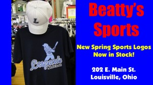 Beatty's Sports Spring Sports Logos Softball