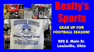 Beatty's Sports Gear Up For Football Season