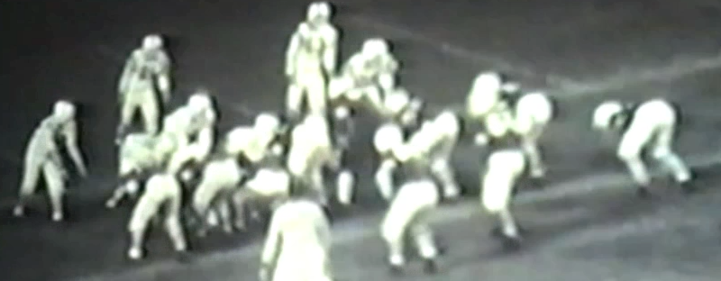 Louisville Leopards Perry Panthers Freshman Football 1961