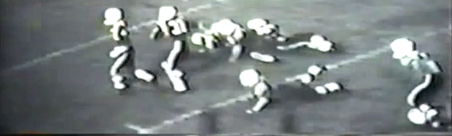Louisville at North Canton 1964 Football Highlights