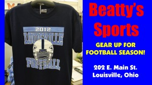 Beatty's Sports 2012 Football Shirt