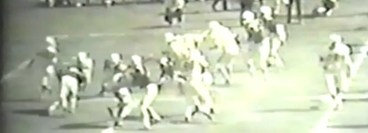 Louisville Leopards at Poland Bulldogs Football Highlights 1964