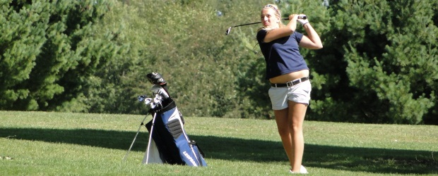 Adrienne Metzger Louisville Lady Leopards Golf 2012