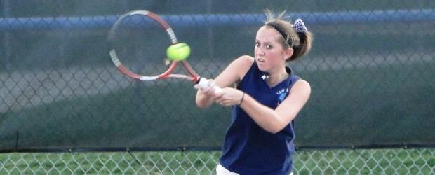 Alexis Isla Louisville Lady Leopards Tennis