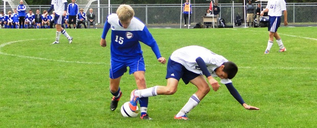 Lake Blue Streaks Boys Soccer Vs. Louisville Leopards 2012