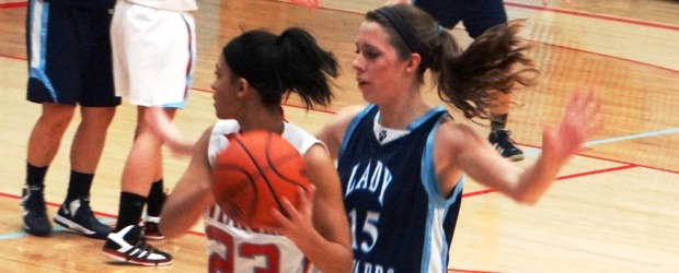 Clara Lemmon 2012-13 Basketball Highlight Video