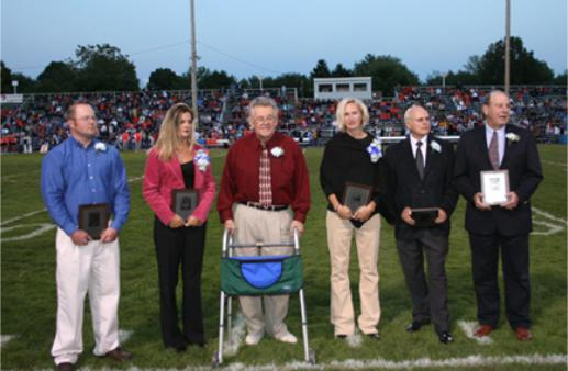 Louisville High School Hall of Fame 2005 Class