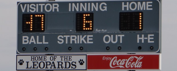 Louisville Vs. Hoover Softball 2013 Scoreboard