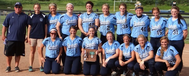 Louisville Lady Leopards Softball 2013 District Runner-Up