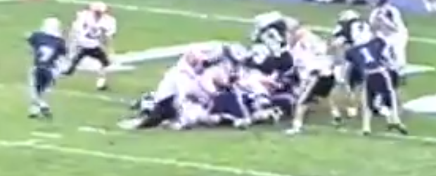 North Canton Hoover Vikings Vs. Louisville Leopards 1995 Football HIghlights