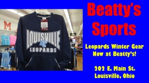 Beatty's Sports Leopard Hoodie