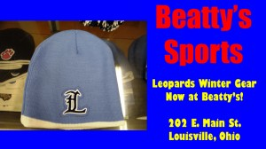 Beatty's Sports Leopard Winter Hat 2
