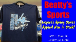 Beatty's Sports Spring 2014 Baseball Shirt 1