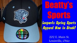 Beatty's Sports Spring 2014 Hat - Leopard Head