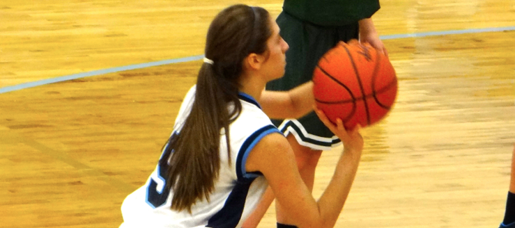Hailey Miller 2013-14 Basketball Highlights Louisville Leopards