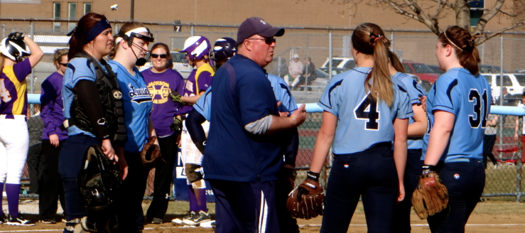 Chet Givens Louisville Lady Leopards Softball Vs. Jackson Polar Bears
