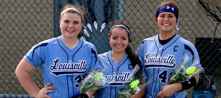 Louisville Lady Leopards Softball Seniors 2014