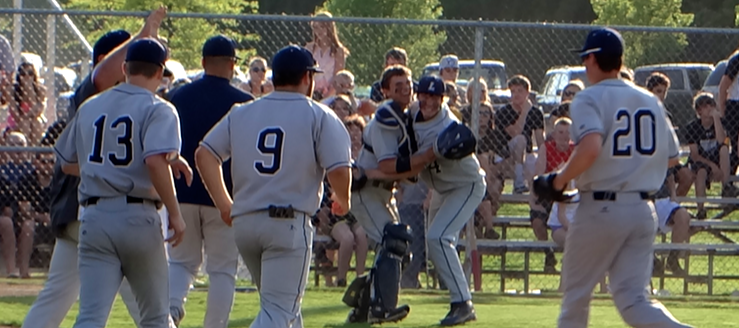 Louisville Leopards Baseball Sectional Semifinal Tournament 2014
