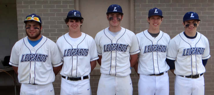 Louisville Leopards Baseball Seniors 2014
