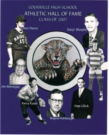Louisville Leopards Hall of Fame Class of 2007