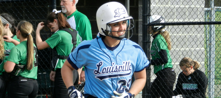 Kylie Zifer Softball Highlights Louisville Leopards