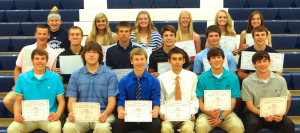 Spring Sports Awards & Honors 2014