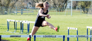 Track Finishes Season at State Championship Meet