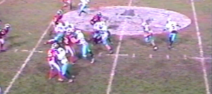 Louisville Leopards at New Philadelphia Quakers 2004 Football Playoffs