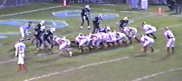 Youngstown Chaney Cowboys Vs. Louisville Leopards 2002 Playoffs Football