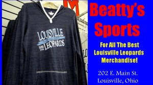 Beatty's Sports Long Sleeved Leopard Nation