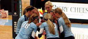 Lady Leopards Bounce Back with Sweep of Salem