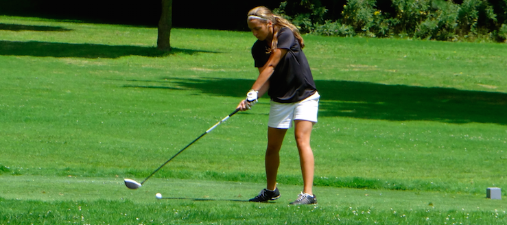 Gabby Spehar Louisville Lady Leopards Golf