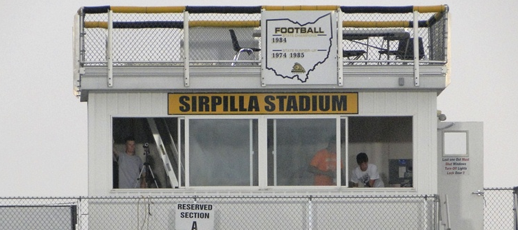 Sirpilla Stadium Louisville St. Thomas Aquinas Football