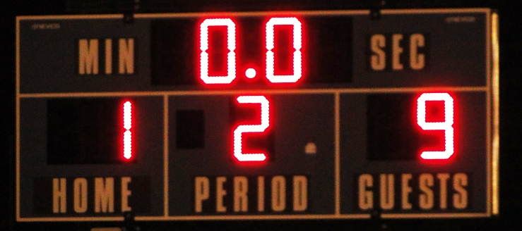 Alliance Aviators Soccer Scoreboard Rock Hill