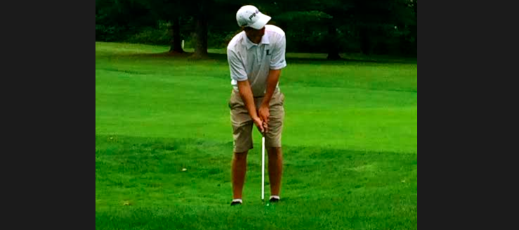 Nick Fawver Louisville Leopards Tannenhauf Invitational Boys Golf