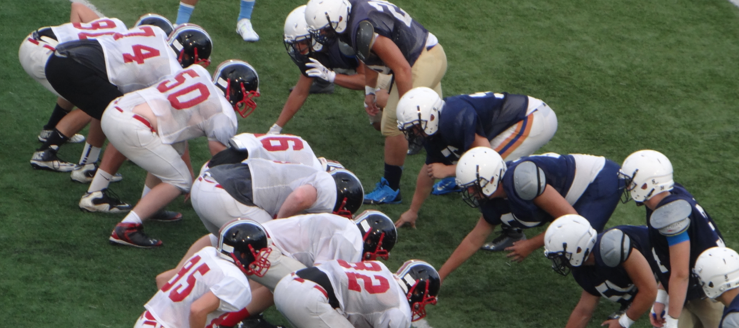 Louisville Leopards Vs. Orrville Red Riders Football Scrimmage 2014