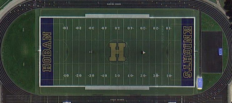 Dowed Field Home of Akron Archbishop Hoban Knights