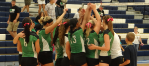 West Branch Ends Drought Verse Louisville in Volleyball