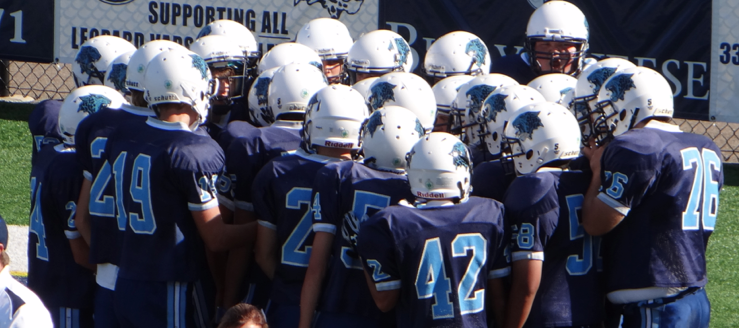 Louisville Leopards Freshman Football 2014
