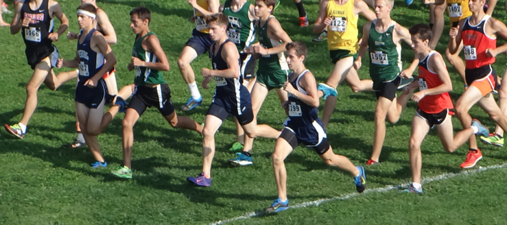 Ben Tornow & Nick Fresenko Louisville Leopards Cross Country