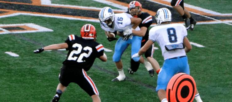 Josh Swanson Louisville Leopards Football