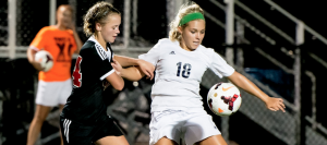 Lizzy Mont 2014 Soccer Highlights
