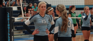 Volleyball Wins Thriller at West Branch in 5 Sets