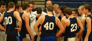 Boys Basketball Goes 4-1-1 in Scrimmages Vs. Padua & Springfield