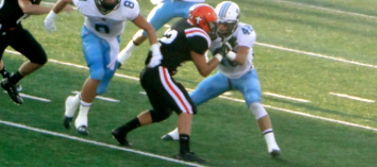 Marco Buccasso Louisville Leopards Football Highlights 2014