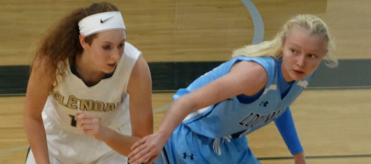 Sabryna Benzel Louisville Lady Leopards Vs. GlenOak Golden Eagles Girls Basketball 2014