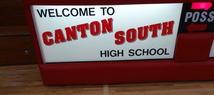 Welcome to Canton South High School Wildcats Press Box