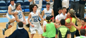 Boys Basketball Stuns Wildcats, Now in Complete Command